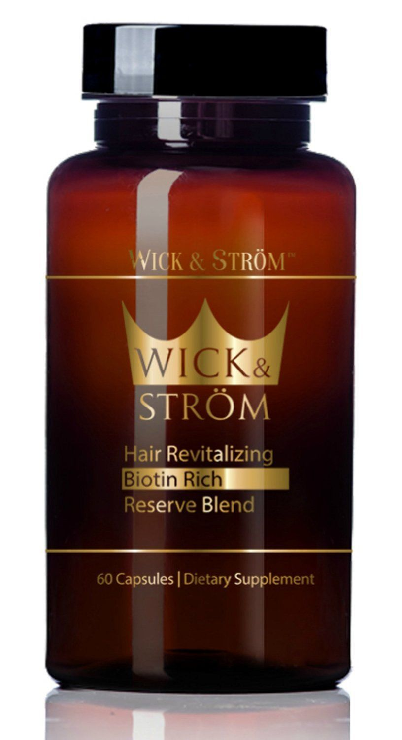 Wick and Strom Hair Loss Vitamins Reviews