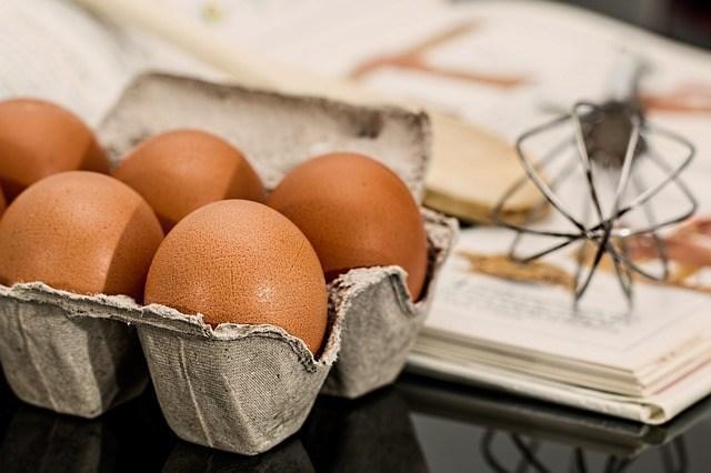 biotin eggs