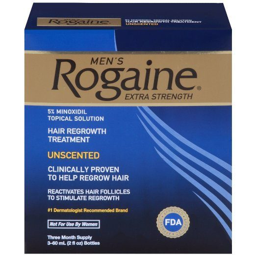 men's rogaine extra strength liquid solution reviews