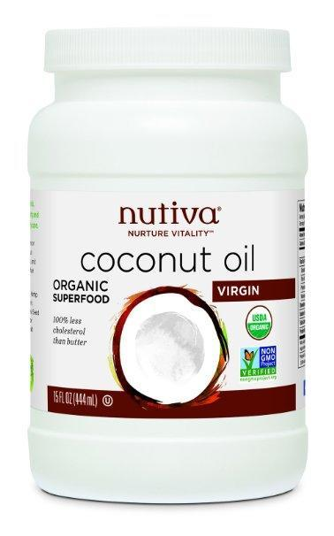 nutiva organic virgin coconut oil reviews