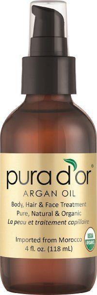 pura d'or moroccan argan oil review