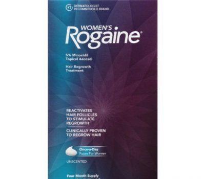rogaine for women foam reviews
