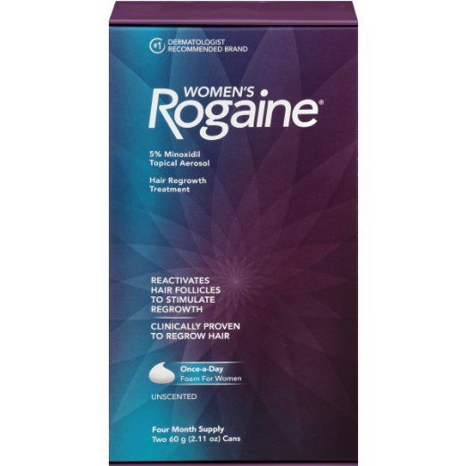 rogaine for women foam reviews