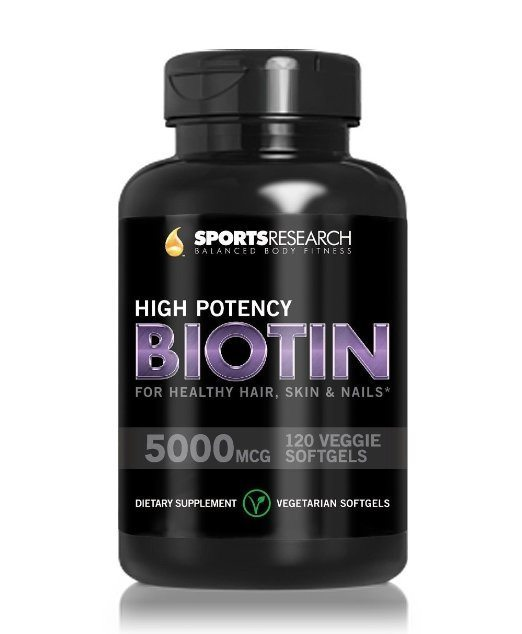 sports research biotin reviews