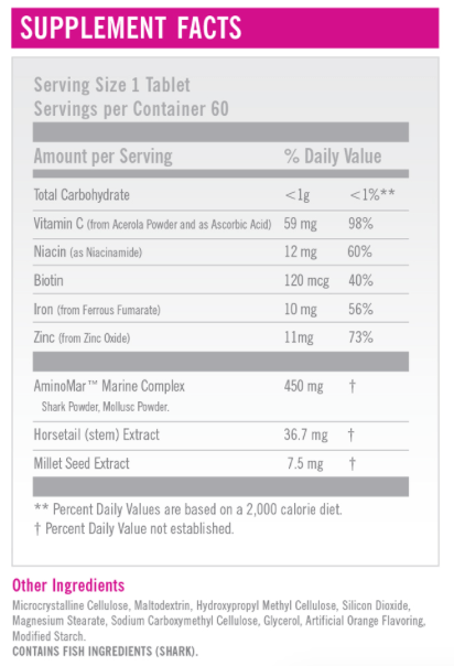 viviscal ingredients