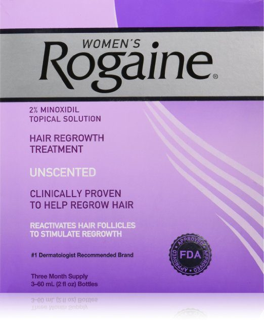 women's rogaine liquid solution reviews