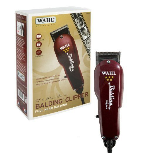 wahl balding clippers reviews