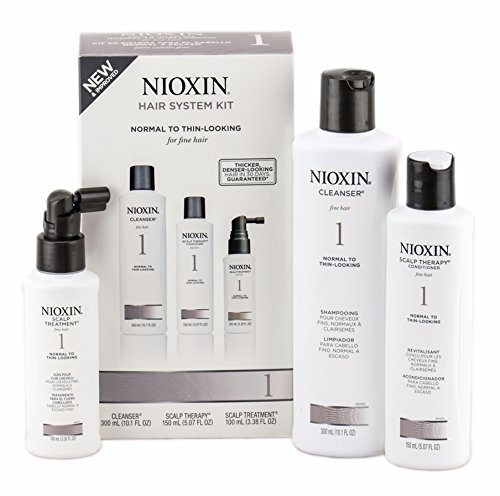 nioxin system 1 review