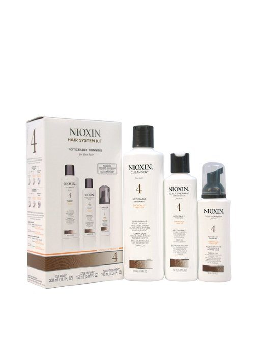 nioxin system 4 review