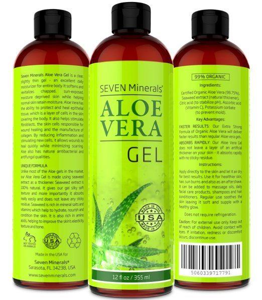 the best aloe vera gel for hair growth
