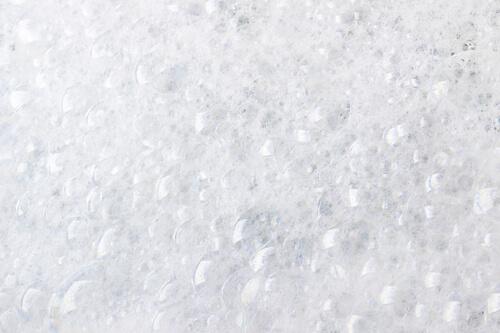 Sodium lauryl sulfate is the ingredient that creates foam