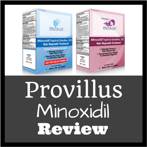 Provillus Minoxidil Review