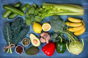 An alkaline diet