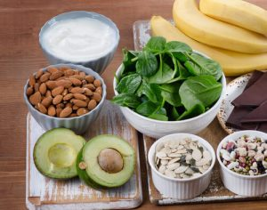 Foods that contain high levels of magnesium